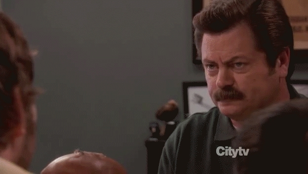 Nick Offerman, PandR, pandr, Ron and Tammys. (reddit) GIFs