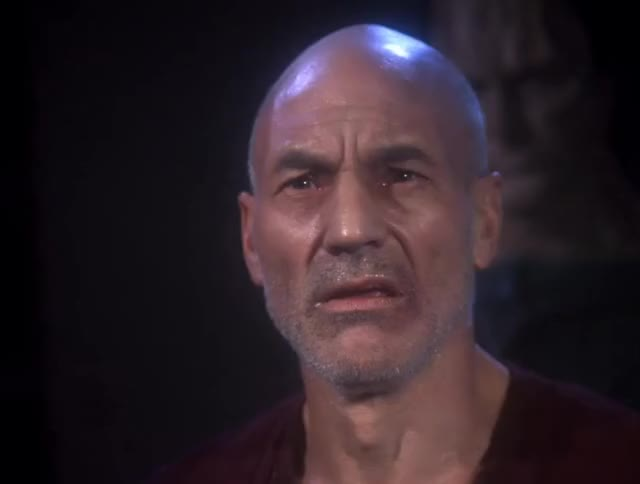 Watch and share Startrek GIFs and Picard GIFs by johnnymrninja on Gfycat
