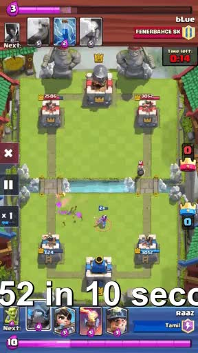 Watch Imgur: The most awesome images on the Internet GIF by Raaz Praveen (@italyraaz) on Gfycat. Discover more ClashRoyale, clashroyale, replay GIFs on Gfycat