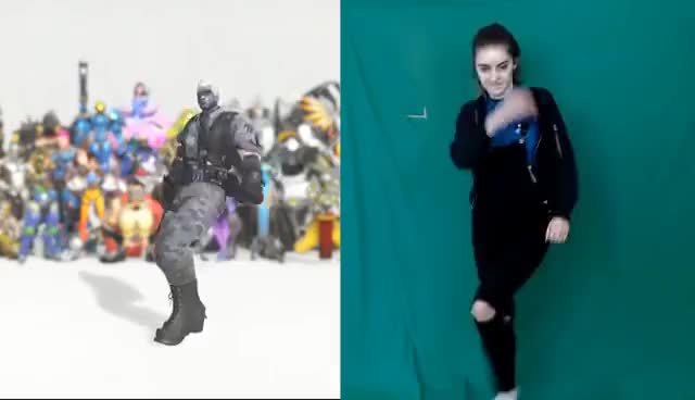 EVERY OVERWATCH DANCE [ATTEMPT]