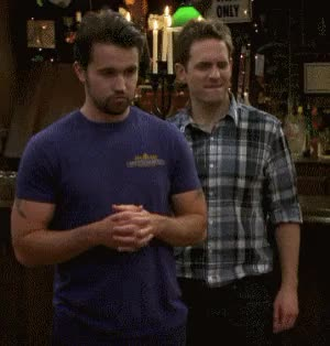Watch this trending GIF on Gfycat. Discover more rob mcelhenney GIFs on Gfycat