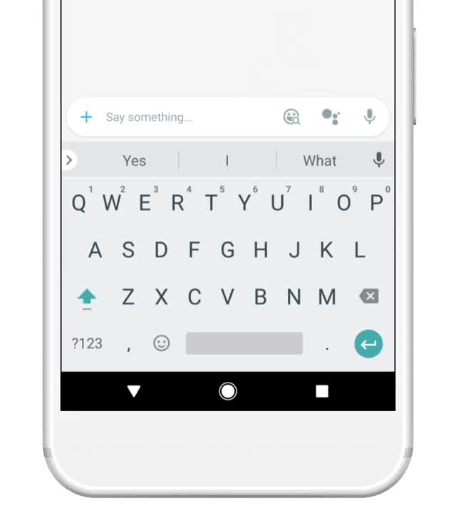 Watch and share Google Allo animated stickers on Gfycat