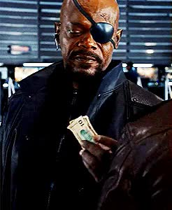Watch this nick fury GIF on Gfycat. Discover more avengers, avengersgifs, captain hill, chgifs, look at her eyes, maria hill, my gifs, nick fury, samuel l jackson, seriously, she's checking his junk or what, steve rogers GIFs on Gfycat