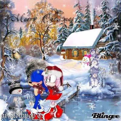 Watch and share ᲦFeliz Navidad/Merry Christmas/Joyeux Noël/Buon Nataleღ [12/Dic/15] GIFs on Gfycat