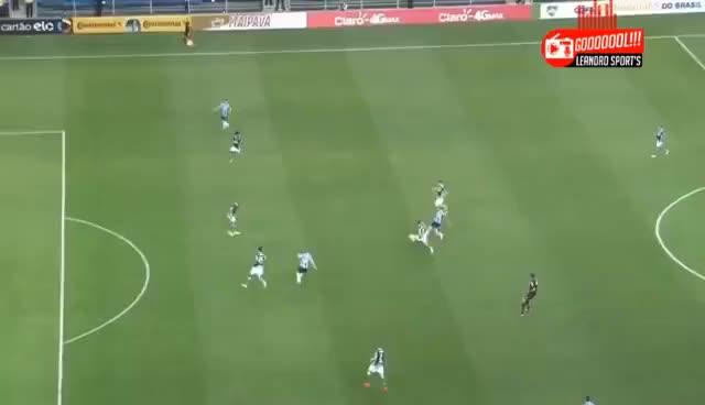 Watch and share Grêmio 2 X 1 Palmeiras - Narração: Pedro Ernesto Denardin, Rádio Gaúcha 28/09/2016 GIFs on Gfycat