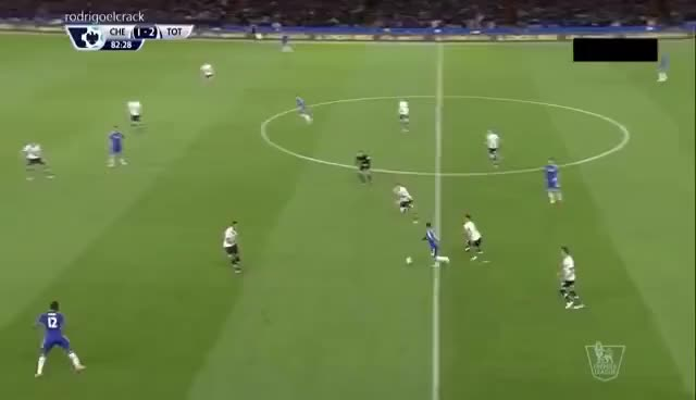 Watch Eden Hazard goal vs Tottenham (2-2) GIF on Gfycat. Discover more related GIFs on Gfycat
