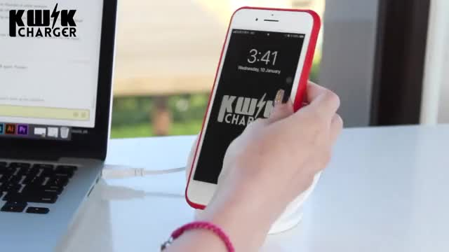 Watch and share Kwik Charger GIFs on Gfycat