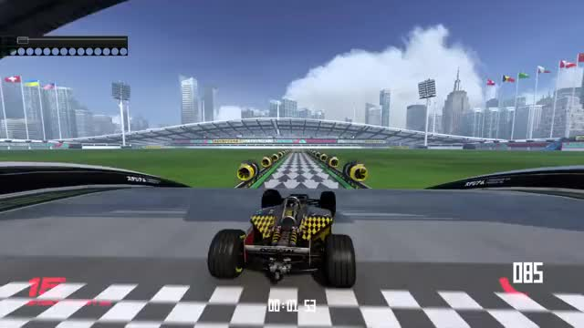 Watch and share Trackmania Turbo GIFs and Playstation 4 GIFs by ZyraTM on Gfycat