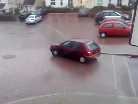 Watch Paignton Ice Skating for Cars   The Original (reddit) GIF on Gfycat. Discover more Wellthatsucks, wellthatsucks GIFs on Gfycat