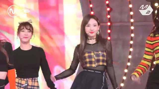 Watch Likey Likey Nayeon GIF by Ahrigato (@ahrigato500) on Gfycat. Discover more Best outfit, M Countdown, Nayeon, celebs, kpop, twice GIFs on Gfycat