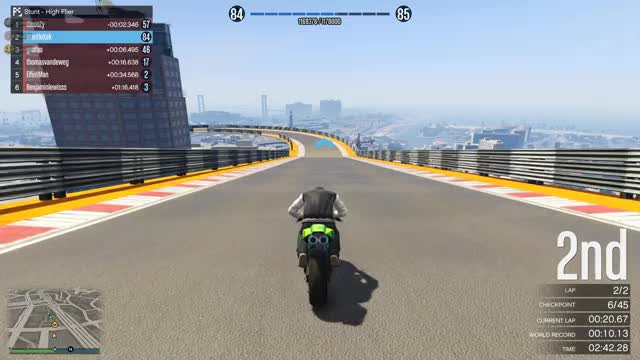 Watch Grand Theft Auto V 2018.12.05 - 21.20.58.02.DVR GIF on Gfycat. Discover more grandtheftautov GIFs on Gfycat