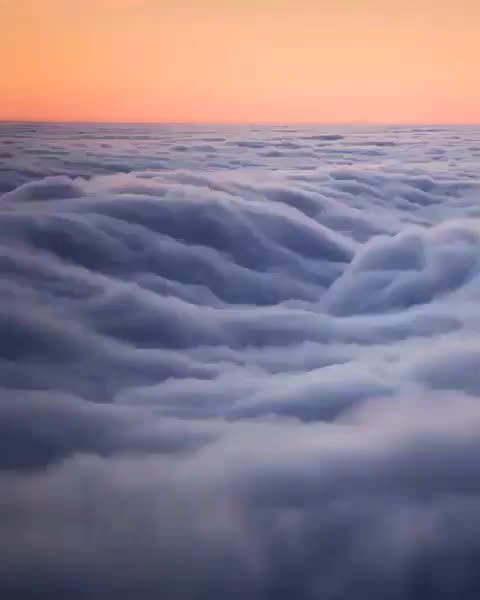 eyebleach, oddlysatisfying, The clouds are so soothing to watch GIFs