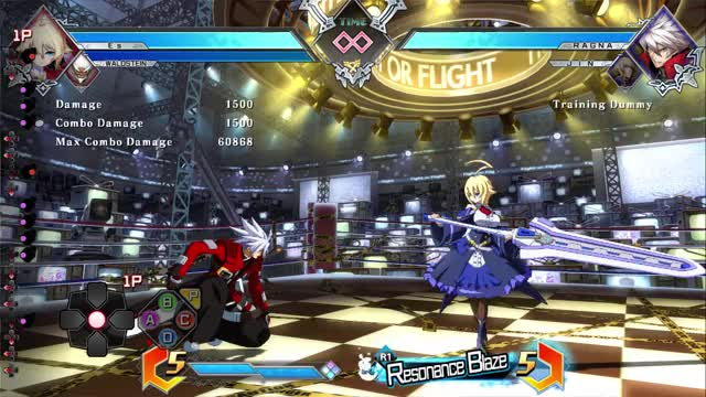 BlazBlue Cross Tag Battle beginner's guide - Polygon