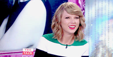 awww, blush, flattered, taylor swift, thanks, Taylor Swift Awww GIFs