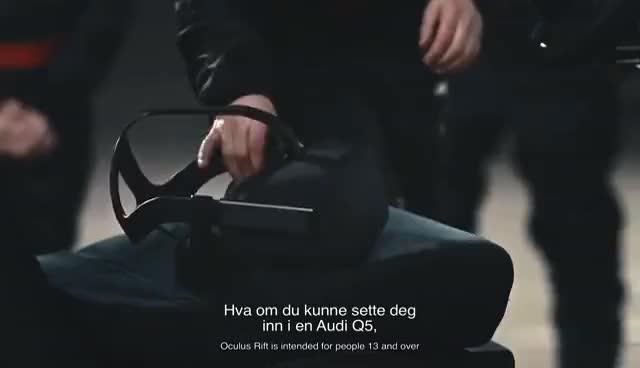 Audi Sandbox Teaser GIFs
