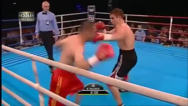 Watch Has Golovkin Ever Been Hurt? GIF on Gfycat. Discover more Amar Amari, Gennady Golovkin, Sports, Unskilled Worker GIFs on Gfycat
