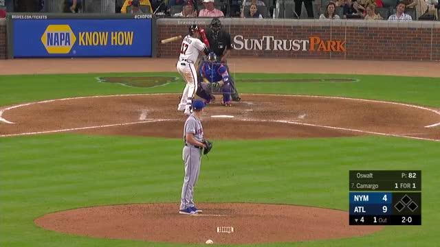 Watch and share New York Mets GIFs and Baseball GIFs by Matthew Wallach on Gfycat