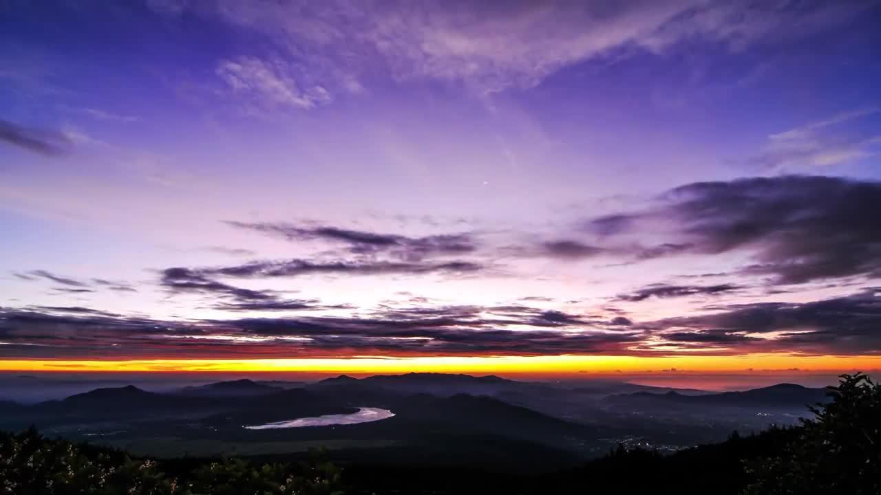 4k resolution, earthgifs, mount fuji (mountain), MOUNT FUJI 4K - TimeLapse GIFs