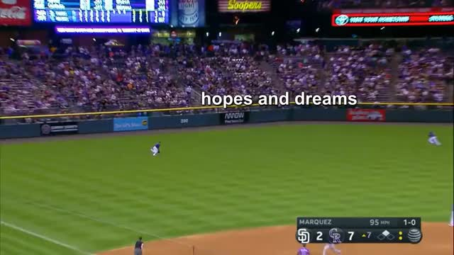 Watch Desmond hopes and dreams GIF by efitz11 (@efitz111) on Gfycat. Discover more rockies GIFs on Gfycat
