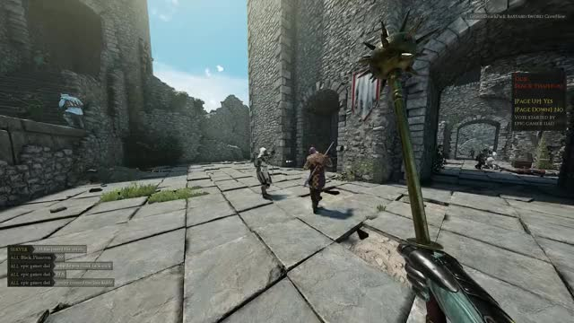 Watch and share Mordhau GIFs by armedpandabear on Gfycat