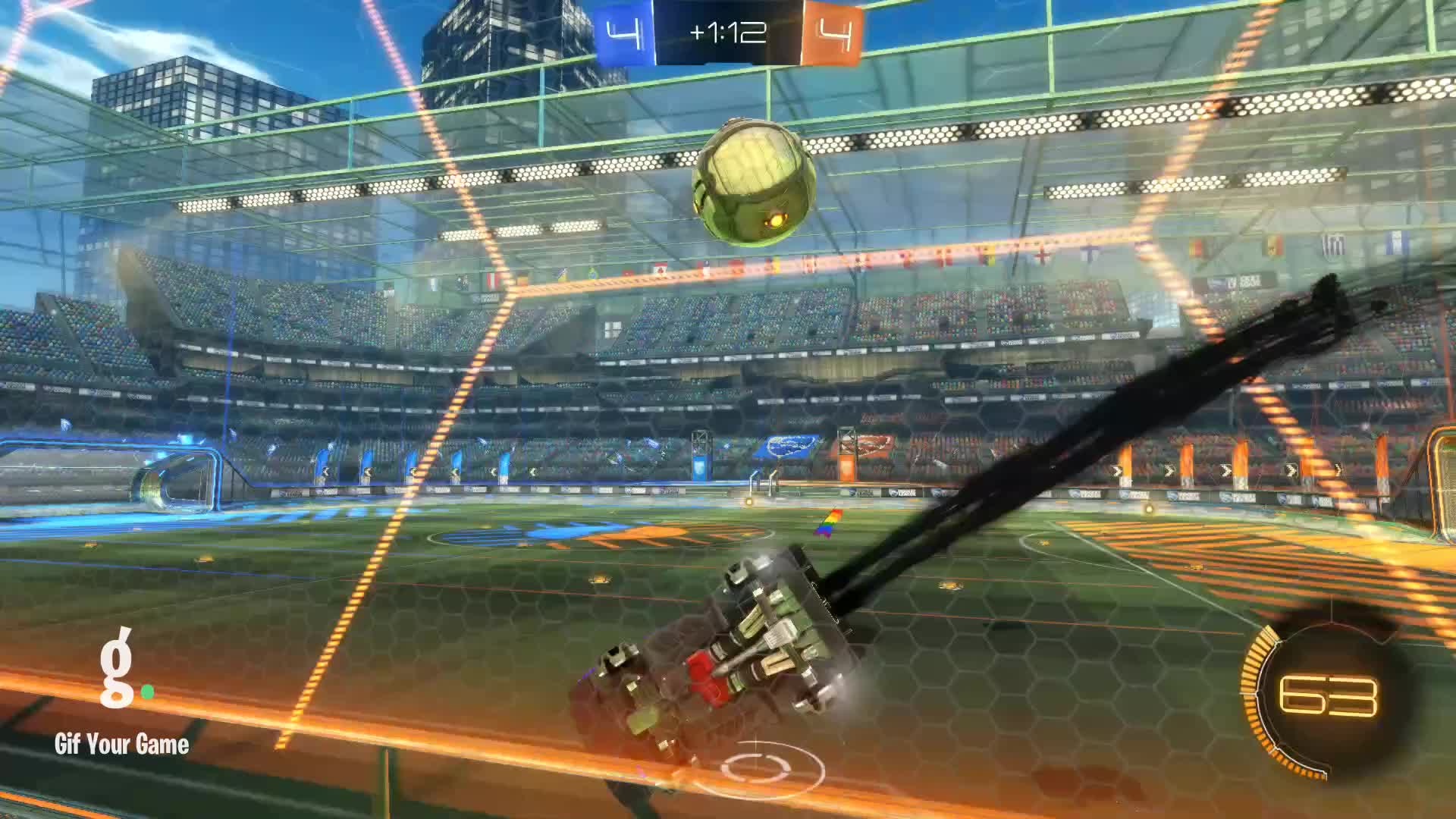 Btracker, Gif Your Game, GifYourGame, Goal, Rocket League, RocketLeague, Goal 9: Btracker GIFs