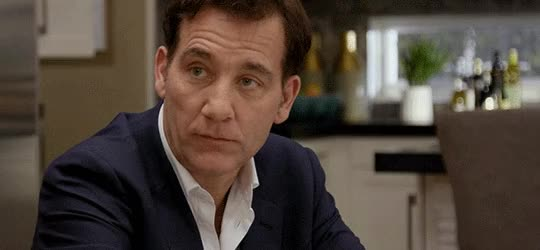 Watch and share Are You Serious GIFs and Clive Owen GIFs by Dee on Gfycat