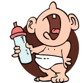 Watch and share 🍼 Baby Bottle animated stickers on Gfycat