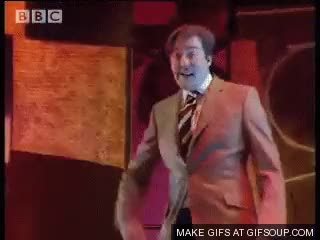 Watch and share Stephen Fry GIFs on Gfycat