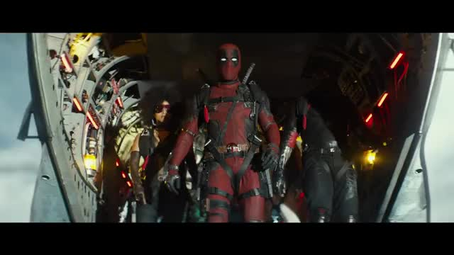 Watch Deadpool 2 The Trailer Gif GIF on Gfycat. Discover more related GIFs on Gfycat