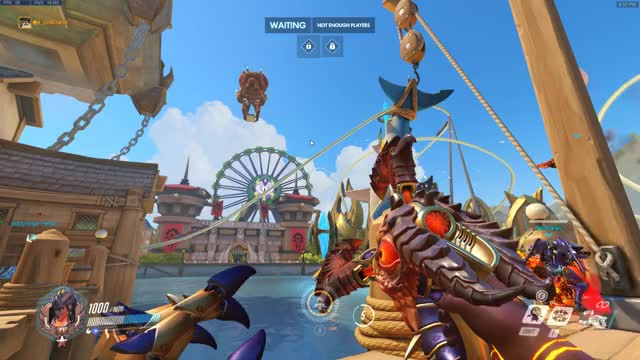 Watch and share Blizzard World GIFs and Overwatch GIFs by maximusthemad on Gfycat