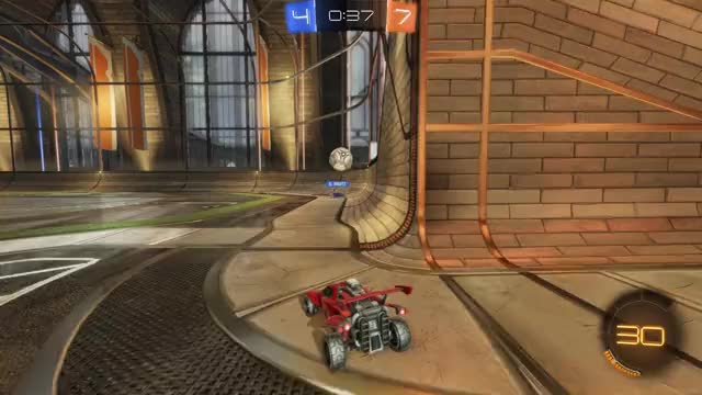 Watch Goal 12: Catman GIF by Gif Your Game (@gifyourgame) on Gfycat. Discover more Catman, Gif Your Game, GifYourGame, Goal, Rocket League, RocketLeague GIFs on Gfycat