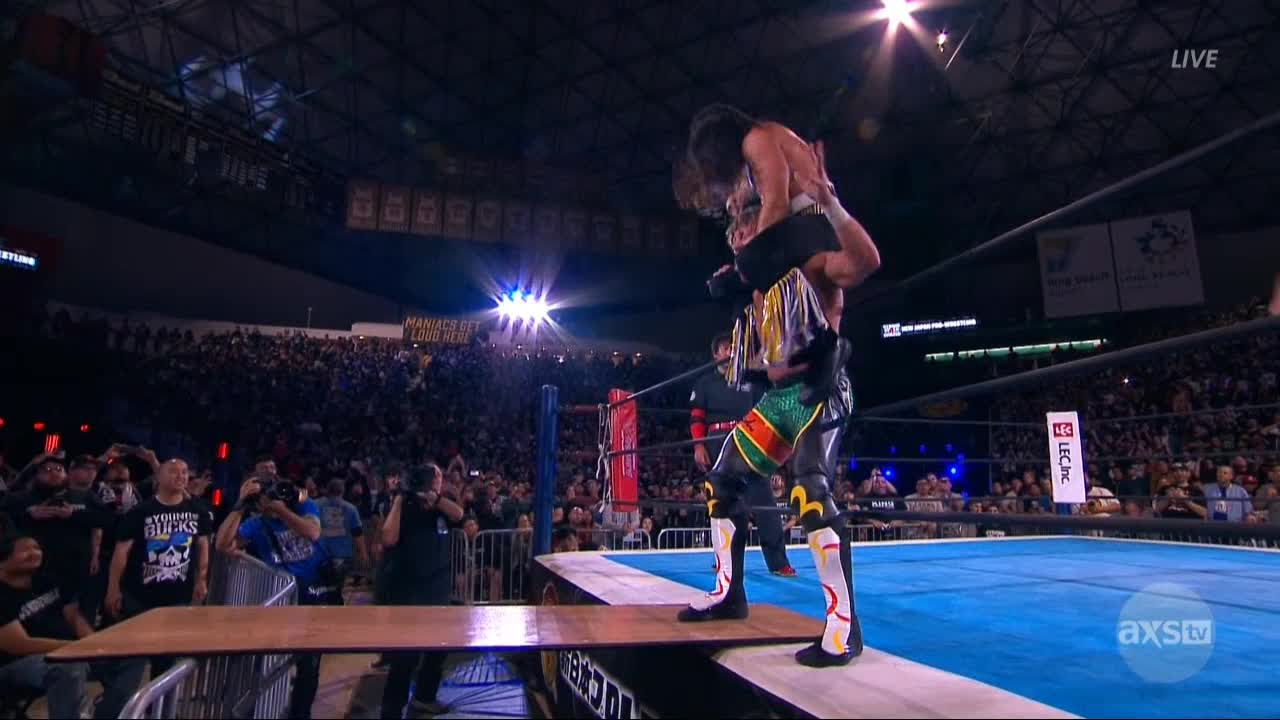 NJPW, wrestling, NJPW Strong Style Evolved GIFs