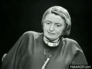 Watch Ayn Rand Shifty Eyes GIF on Gfycat. Discover more related GIFs on Gfycat