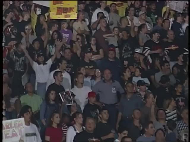 Watch and share Hulk Hogan Vs Sting VII, WCW Halloween Havoc 1999 GIFs on Gfycat