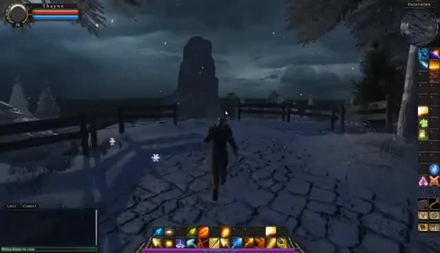 Indie MMORPG] [Unity 3D] Reign of Darkness Update 6 GIF | Find, Make