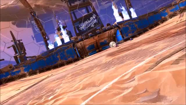 Still The Dankest Goal Ever To Be Scored On Rocket League