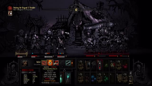Watch and share Darkest Dungeon GIFs and Occultist GIFs by eelnmutua on Gfycat