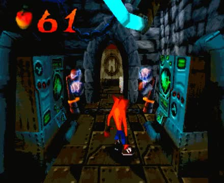 Watch and share Crash Bandicoot GIFs and Ps1 GIFs on Gfycat