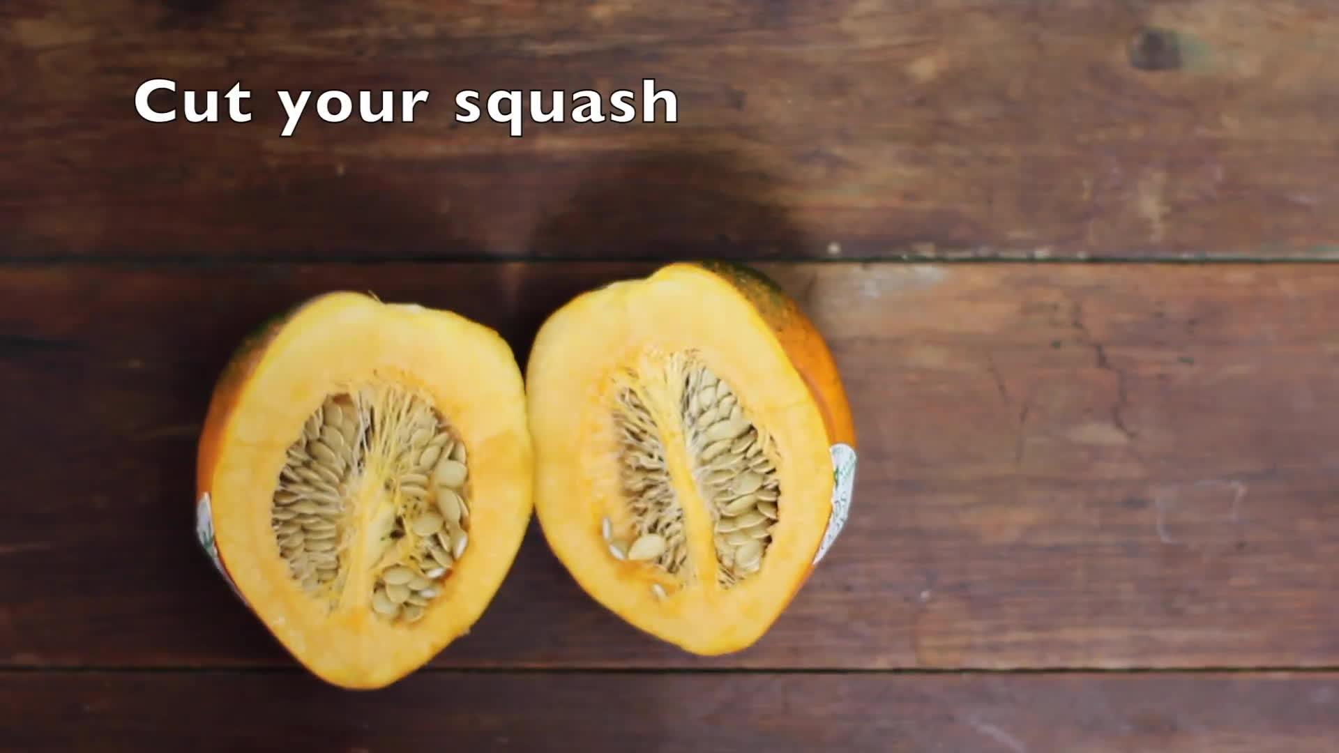 acorn squash, instant pot, recips gifs, Instant Pot Acorn Squash GIFs