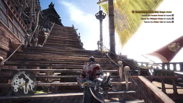 Watch and share Monster Hunter World 2018.08.16 - 14.02.21.01 GIFs by CountAntonius on Gfycat