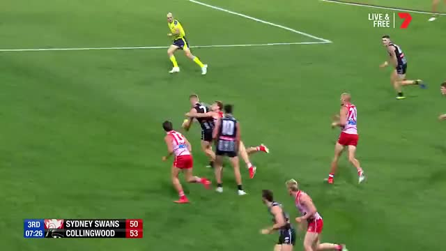 Watch and share Australian Football GIFs and Collingwood Magpies GIFs on Gfycat