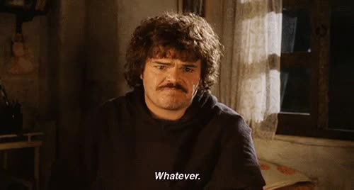 Watch and share Jack Black GIFs and Whatever GIFs on Gfycat