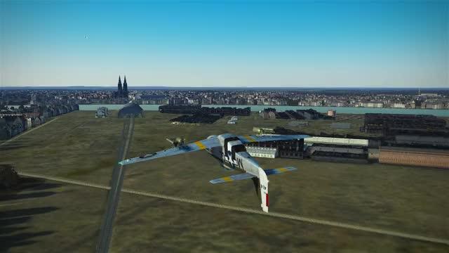 Watch and share IL-2 Sturmovik  Battle Of Stalingrad 2020.03.31 - 18.07.52.12 GIFs by mordrac on Gfycat