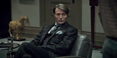 Watch and share Hannibal GIFs on Gfycat