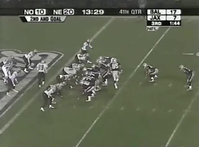 Watch and share 13 Brady To Edwards 2yd TD.mov GIFs on Gfycat