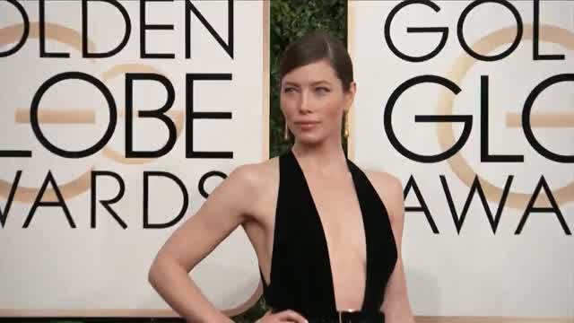 Watch and share Golden Globes GIFs and Jessica Biel GIFs on Gfycat