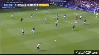 Watch and share Harry Kane Goal (Everton Vs Tottenham Hotspur) GIFs on Gfycat