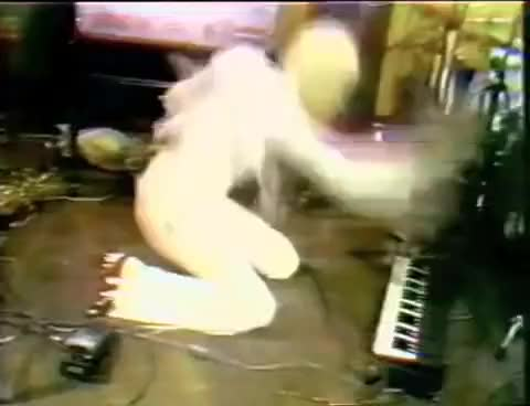 Watch and share Edgar Winter GIFs on Gfycat