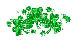 Watch and share 🍀 Four Leaf Clover animated stickers on Gfycat