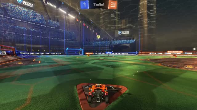Watch and share Rocket League GIFs by Aaron on Gfycat